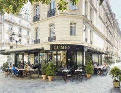 Formel E Paris 2020 - 4*-Hotel Lumen – Paris Zentrum